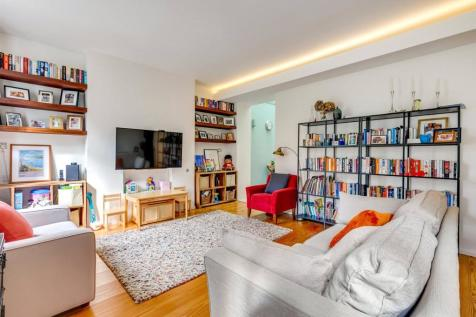 Warrington Crescent, Little Venice. 3 bedroom apartment