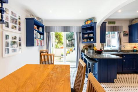 Naseby Close, South Hampstead. 4 bedroom house for sale