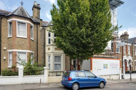 Narcissus Road, West Hampstead. 4 bedroom terraced house for sale