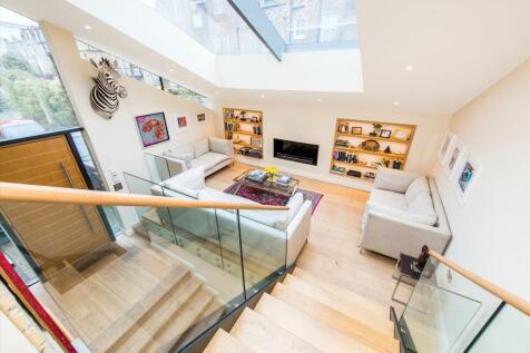 Union Wharf, Arlington Avenue, London, N1. 5 bedroom mews house for sale