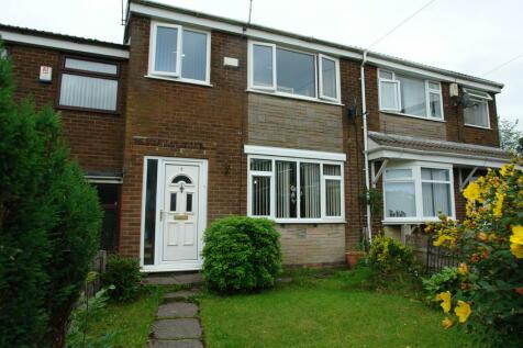 Faulkenhurst Mews, Chadderton, Oldham. 3 bedroom town house for sale