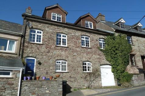 Mount Street, Brecon, Powys., LD3 7LU, Mid Wales - Town House / 4 bedroom town house for sale / £310,000