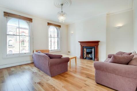 Elgin Avenue, Maida vale, London, W9 1JS. 3 bedroom maisonette