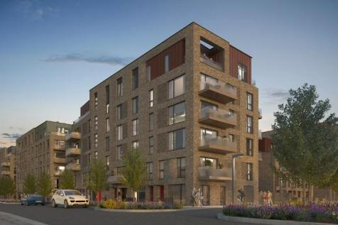 The Village Square, West Parkside, Greenwich, London, SE10 0BD. 2 bedroom apartment for sale