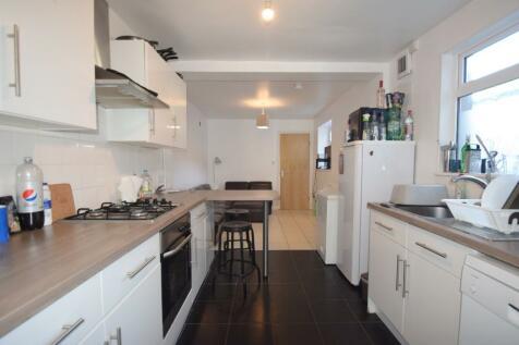 Harriet Street,Cathays,Cardiff,CF24. 6 bedroom terraced house