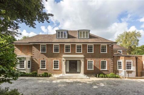 Cobden Hill, Radlett, Hertfordshire. 6 bedroom detached house for sale