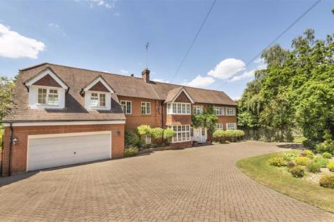 Barnet Lane, Elstree, Hertfordshire. 7 bedroom detached house for sale