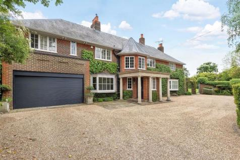 Camlet Way, Hadley Wood, Herts. 6 bedroom house for sale