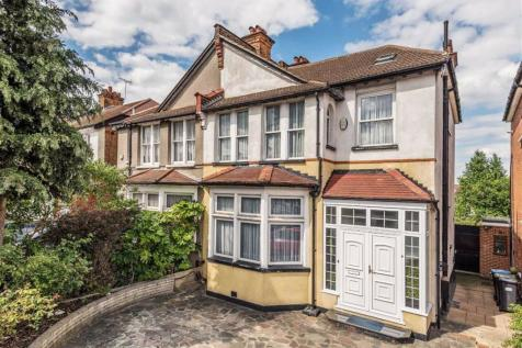 Green Dragon Lane, Winchmore Hill, London. 5 bedroom semi-detached house for sale
