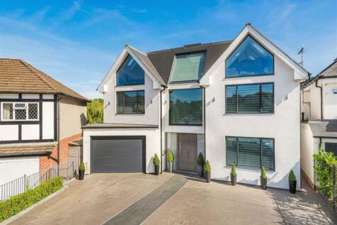 Parkgate Avenue, Hadley Wood, Hertforshire. 6 bedroom house for sale