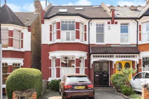 Radcliffe Road, Winchmore Hill, London. 4 bedroom house for sale