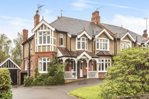 Lancaster Avenue, Hadley Wood, Hertfordshire. 5 bedroom semi-detached house for sale