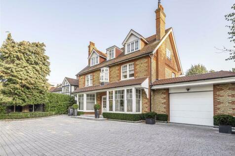 Dryden Road, Bush Hill Park, Middlesex. 5 bedroom house for sale