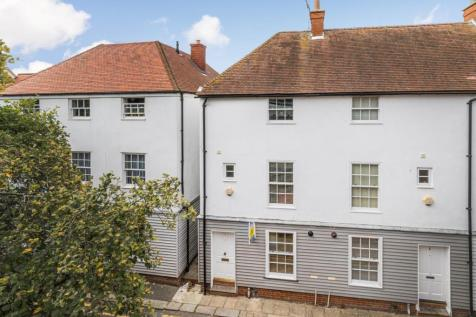 Church Lane, St. Mildreds, Canterbury. 3 bedroom end of terrace house