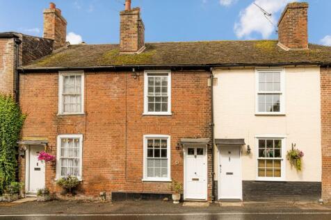 Bekesbourne Lane, Littlebourne, Canterbury. 2 bedroom terraced house