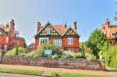 Denton Road, Eastbourne. 15 bedroom detached house