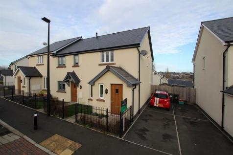St. Davids Park, Llanfaes, Brecon, Mid Wales - End of Terrace / 2 bedroom end of terrace house for sale / £175,000