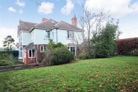Cusop, Cusop, Hay-on-Wye, Herefordshire, Mid Wales - Semi-Detached / 3 bedroom semi-detached house for sale / £385,000