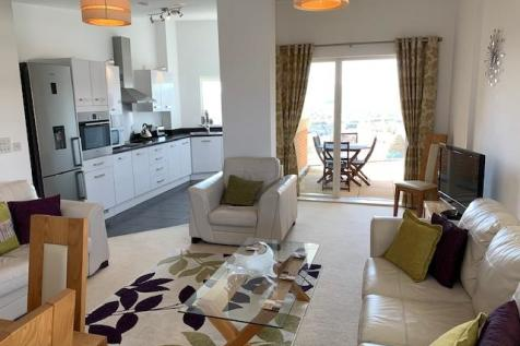 Lyon House, Cardiff. 2 bedroom apartment