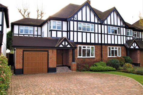 Newnham Close, Loughton. 4 bedroom semi-detached house
