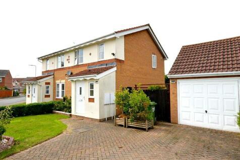 Black Diamond Way, Eaglescliffe, Stockton-on-Tees. 3 bedroom semi-detached house