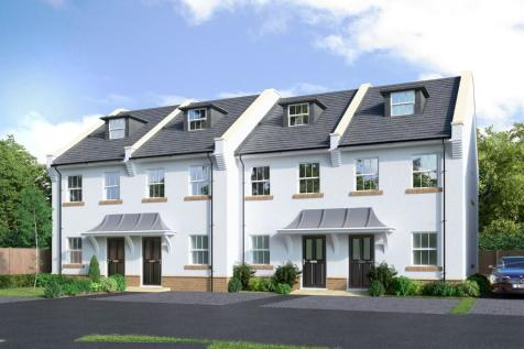 BH12 MIDDLETON PLACE, Poole. 3 bedroom town house