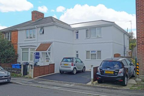 BRANKSOME, Dorset. Block of apartments