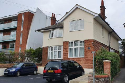 POOLE, Dorset. Block of apartments