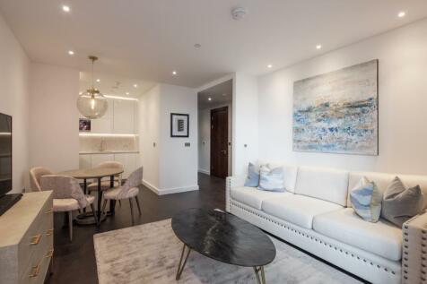 Nine Elms. 1 bedroom apartment