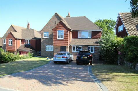 Babylon Way, Eastbourne, East Sussex, BN20. 4 bedroom detached house