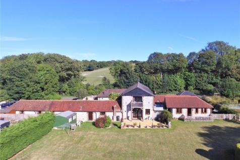 Jevington, East Sussex, BN26. 7 bedroom detached house for sale