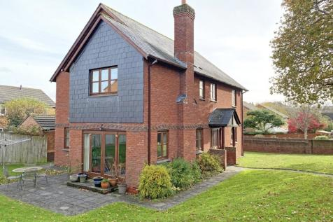 Pinhoe, Exeter. 5 bedroom detached house for sale