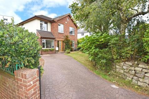 Hill Barton, Exeter. 4 bedroom detached house for sale