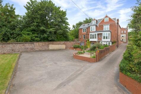 St Leonards, Exeter. Detached house for sale