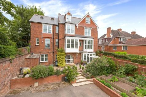 St Leonards, Exeter. Studio apartment for sale