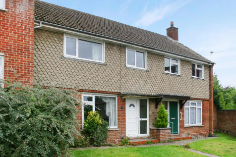 Furley Close, Winchester, SO23. 3 bedroom semi-detached house