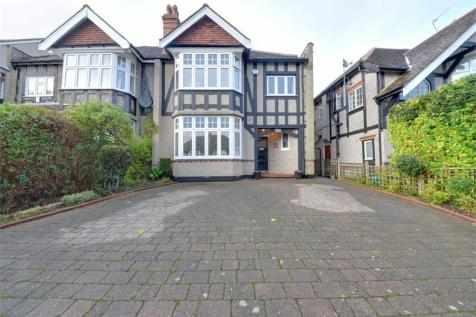 Friern Watch Avenue, North Finchley, London. 4 bedroom semi-detached house for sale