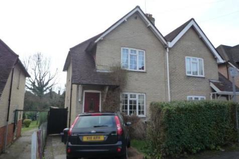 Downing Avenue,Guildford,GU2. 4 bedroom semi-detached house
