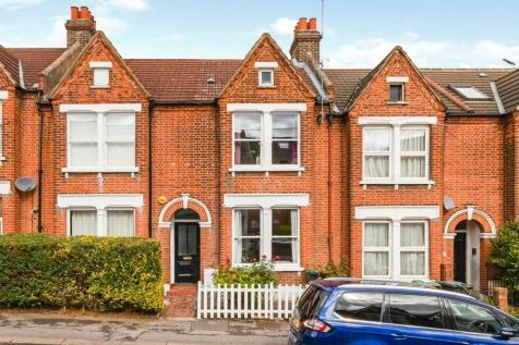Bovill Road SE23. 3 bedroom terraced house for sale