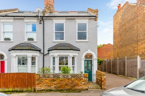 Bovill Road, SE23. 4 bedroom semi-detached house for sale