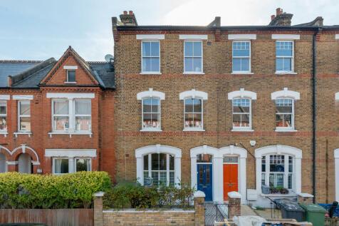 Whatman Road SE23. 4 bedroom terraced house for sale