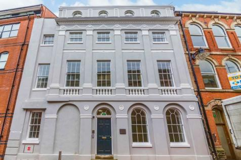 St. Marys Gate House, St. Marys Gate, Nottingham. 2 bedroom apartment for sale