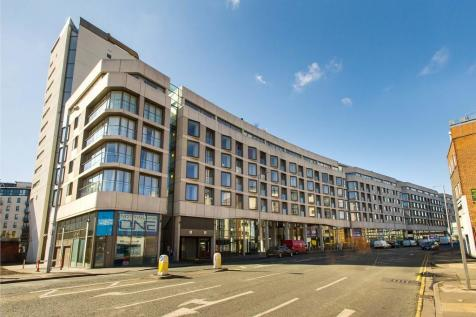Nottingham One, Canal Street. 3 bedroom apartment