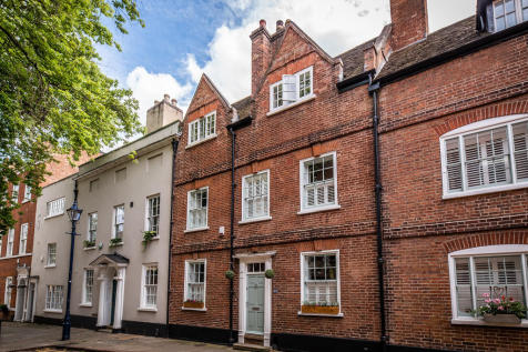 Castle Gate, Nottingham. 3 bedroom terraced house for sale