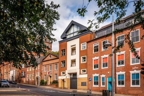 Barker Gate, Nottingham. 2 bedroom apartment