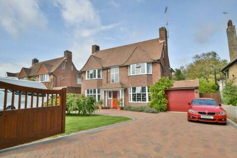 Kings Drive, Eastbourne. 4 bedroom detached house