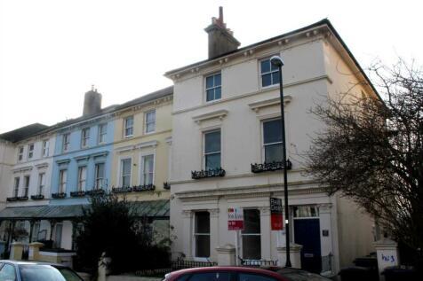 Upperton Gardens Eastbourne. 1 bedroom flat