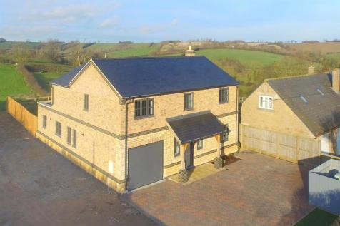 Loddington Lane, Belton In Rutland. 4 bedroom detached house for sale