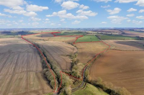 Land at Hallaton, East Norton, Leicester. Land for sale