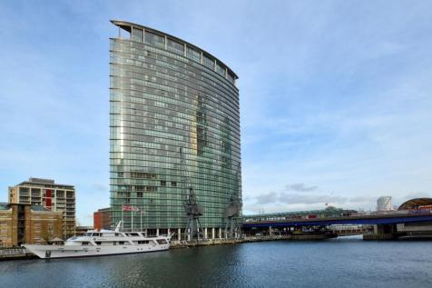 Hertsmere Road, Canary Wharf E14. 2 bedroom duplex for sale